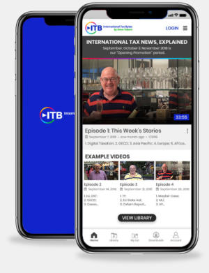 Get the App | International Tax Bytes